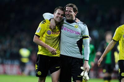 Werder Bremen 0 - 2 Borussia Dortmund (2)