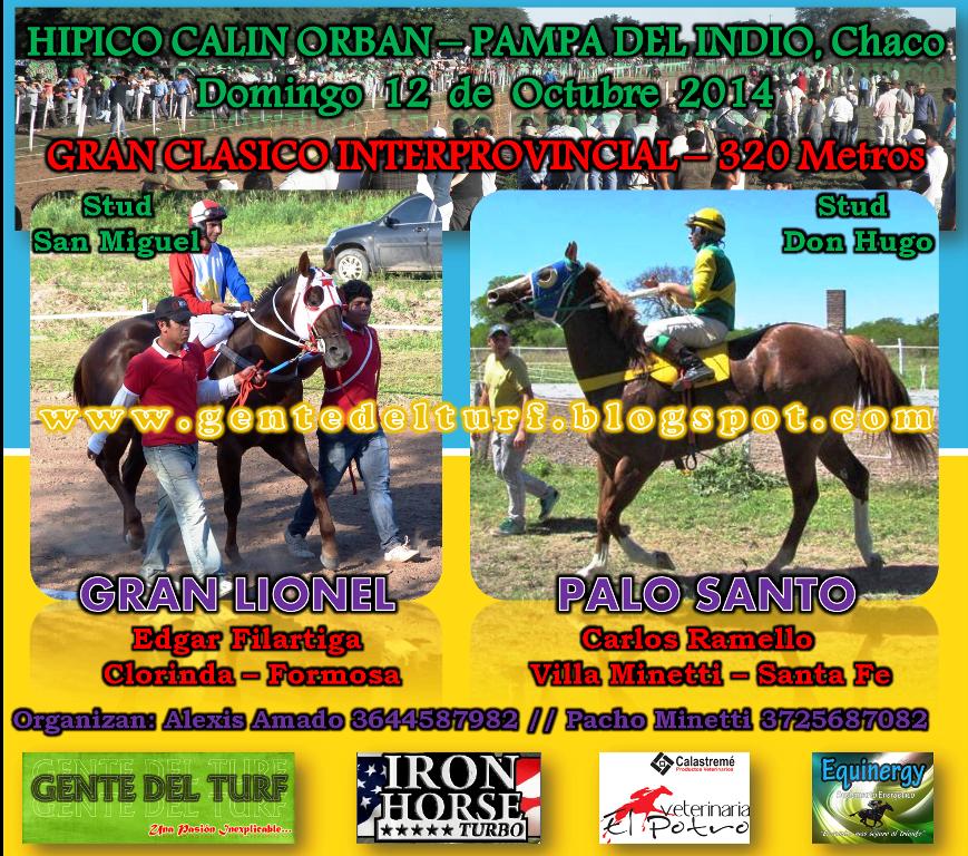 Pampa del Indio Clasico 12-10