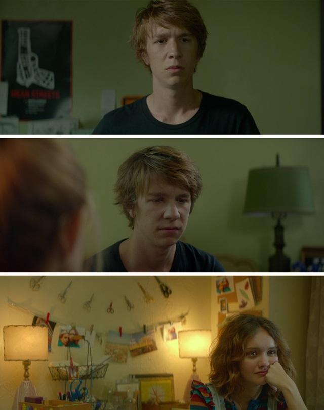 Ben, Earl ve Ölen Kız (2015) 720p Film indir