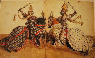 chevaliers moyen age