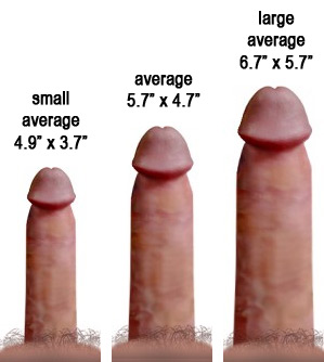 How Do You Compare to the Average Penis Size - Mens