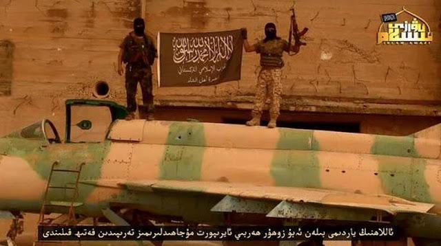 Al Qaeda MiG
