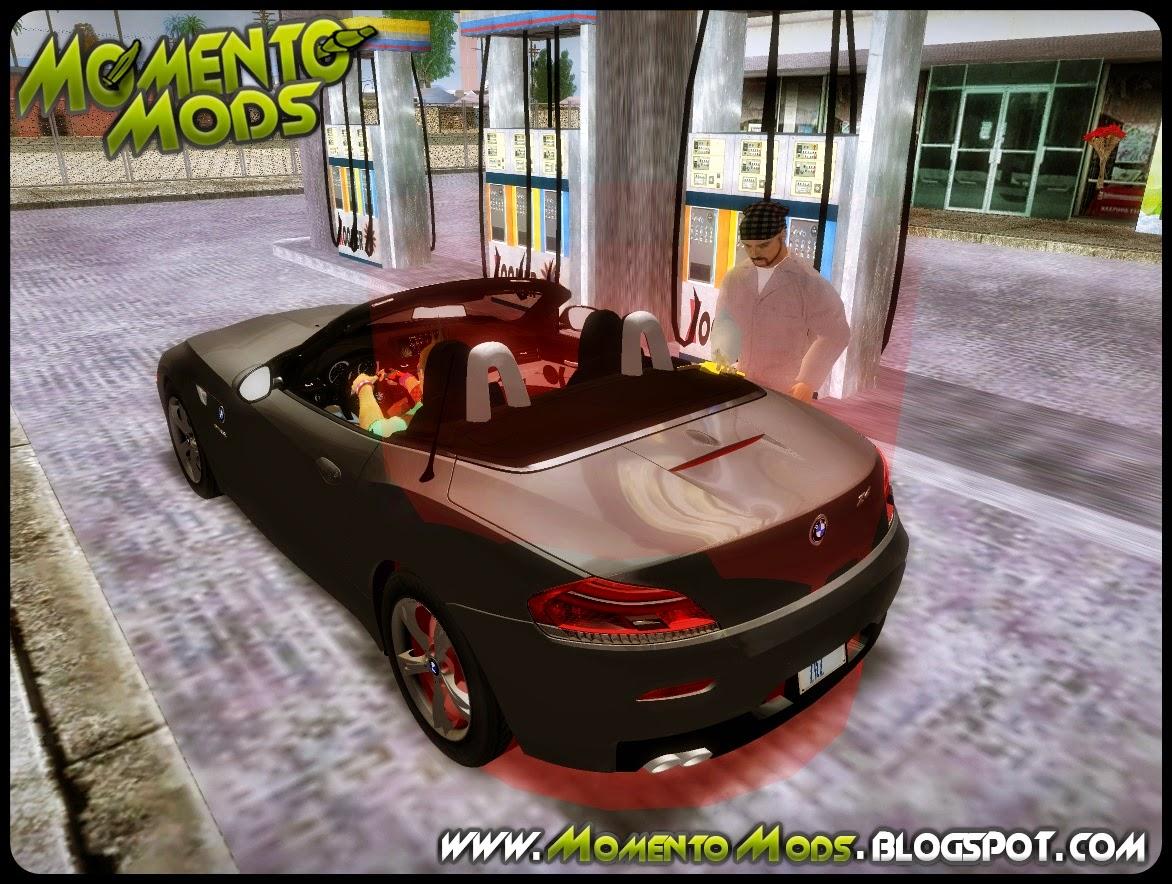 GTA SA - Auto Posto Realista BETA V3