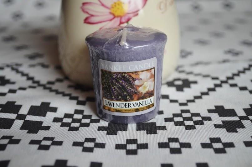 Yankee Candle -Lavender Vanilla