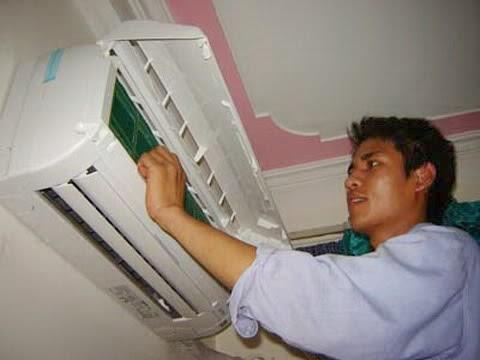 Hướng dẫn cách vệ sinh máy điều hòa tại nhà 2