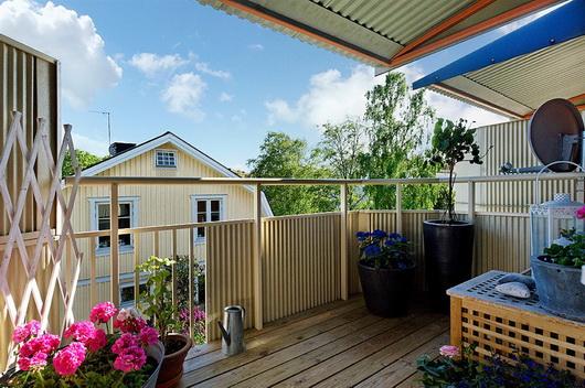 I consigli di irene arredare balconi e terrazze - Arredare balconi e terrazzi ...