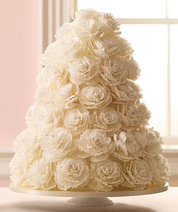 wedding cakes 2011 collection