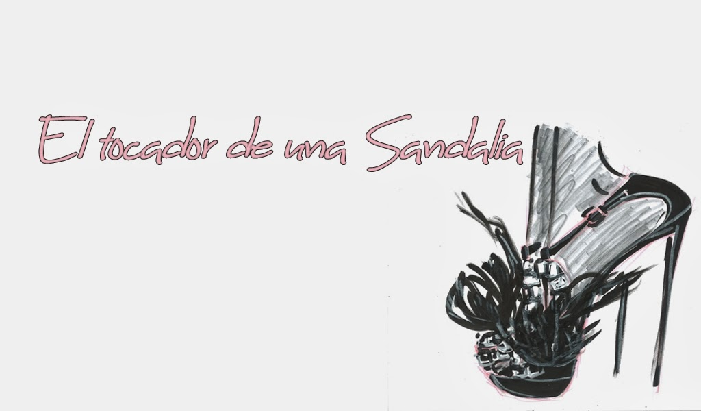 El Tocador De Una Sandalia