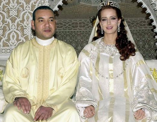 moroccan wedding day Royalwatcher: lalla soukaïana on her wedding day, may 2014 find this pin and more on moroccan weddingstraditional moroccan dress by adamdami.