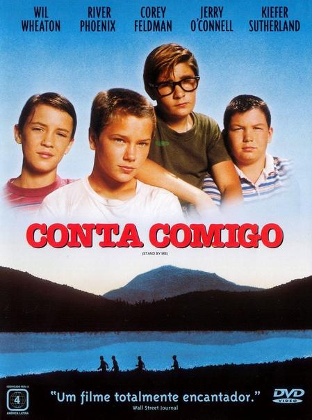 Filme Conta Comigo Dublado AVI DVDRip