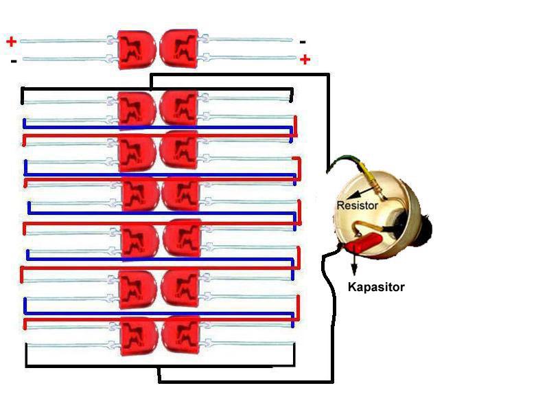RE: Sistem Pencahayaan (Lighting) Diorama - nikmuracell - 22-02-2011