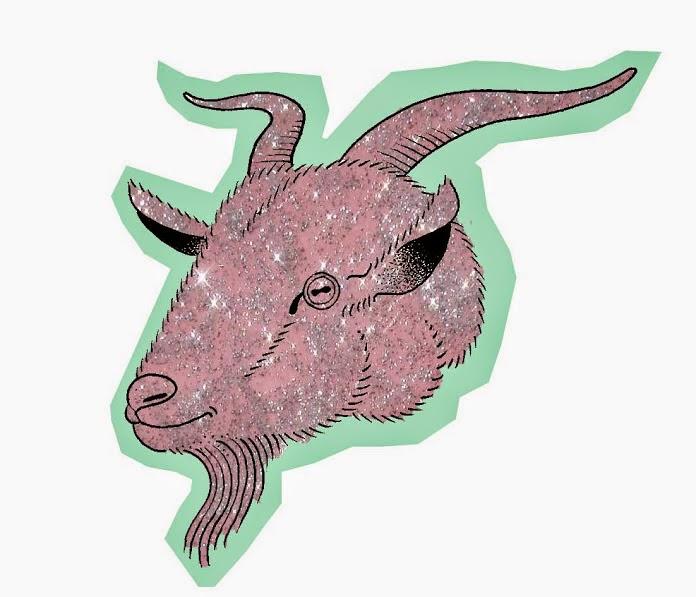 sparkling goat