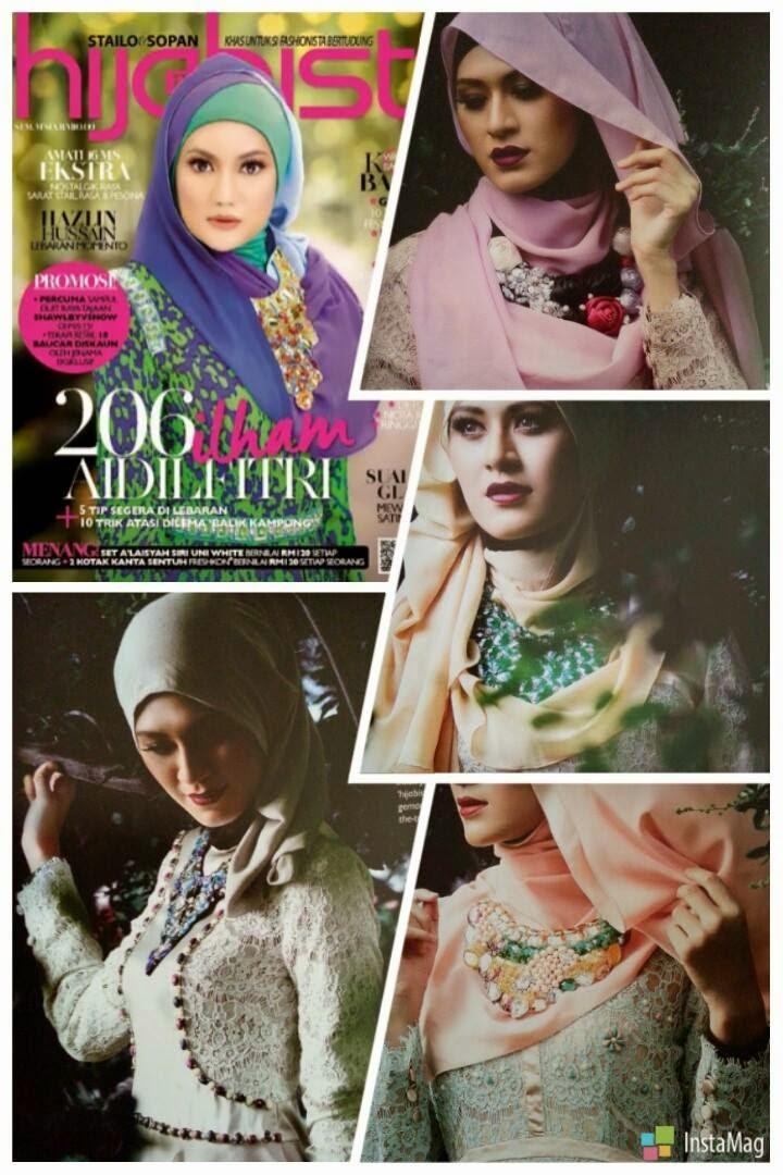 TQ Hijabista Magazine!