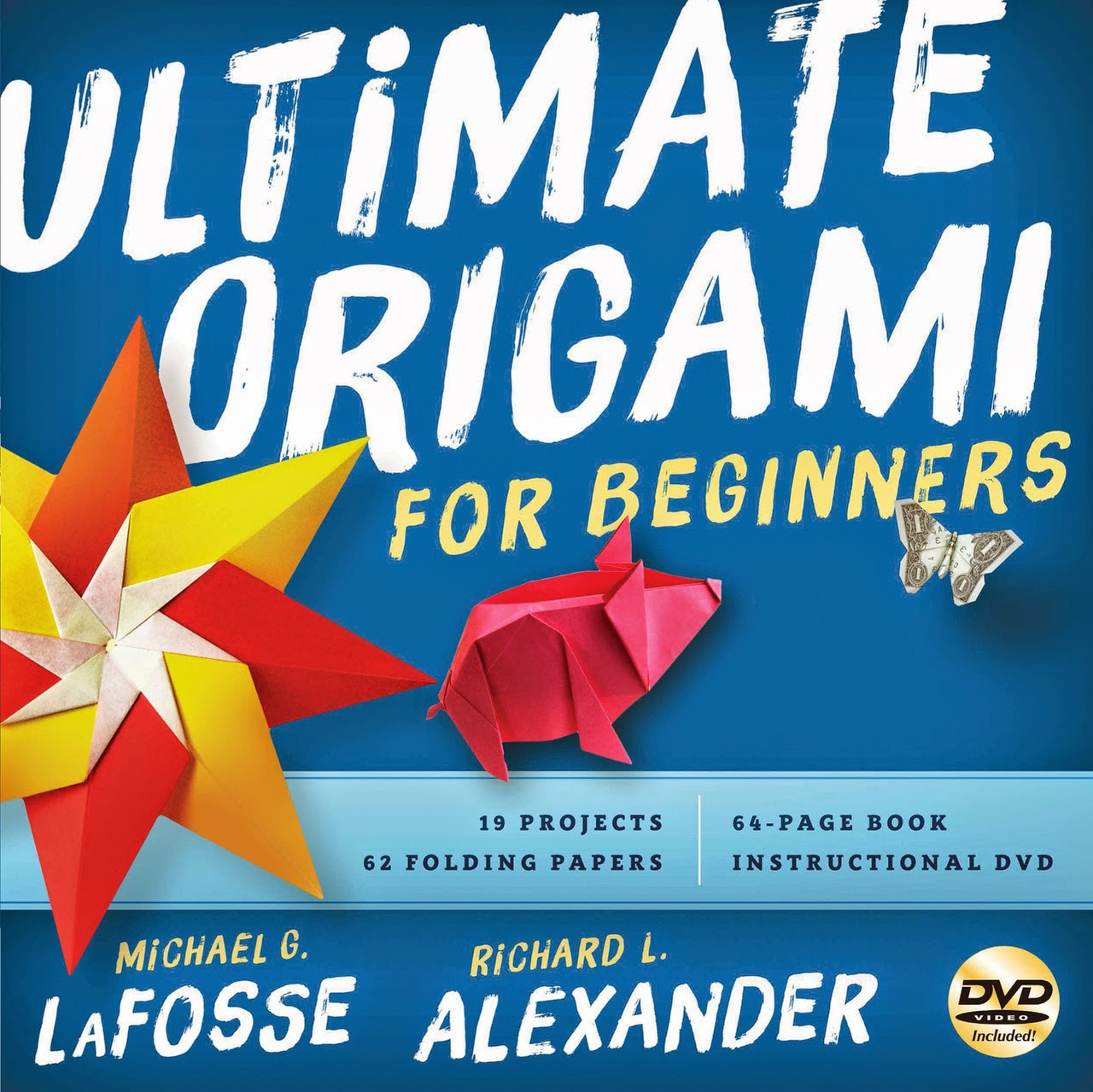 Handmade by Deb: Ultimate Origami for Beginners Kit & DVD ... - photo#41