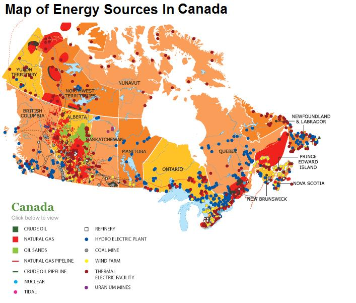 What Are Canada S Natural Resources