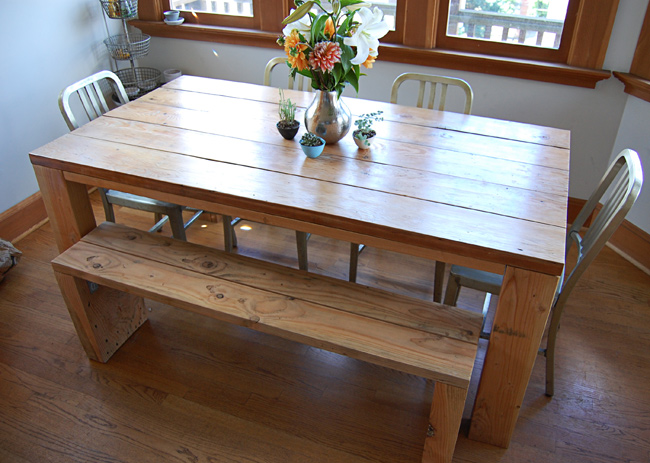 Joe The Carpenter: Best Dining Room Table Plans Choice