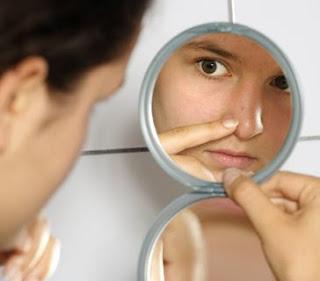 få bort pormaskar på näsan hemma