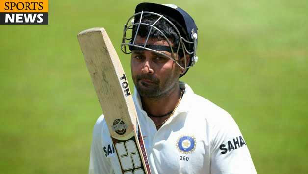 Murali Vijay (India):