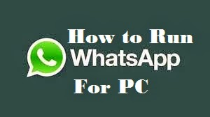 Instal WhatsApp on Computer