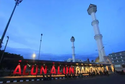 Bandung Sabet Gelar Kota Kreatif dari UNESCO....!!!