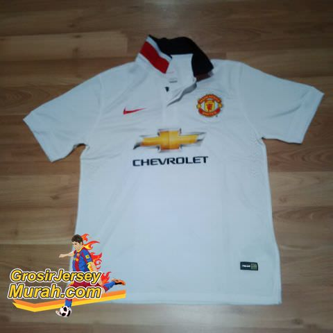 Jual Jersey Manchester United Away 2014