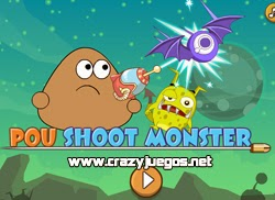 Jugar Pou Shoot Monster