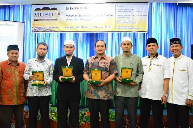 Jelang Musda ke 4, PKS Kota Medan Gelar Diskusi Publik Tentang Minol