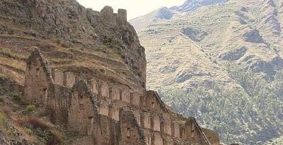 Qué ver en Perú: Ollantaytambo