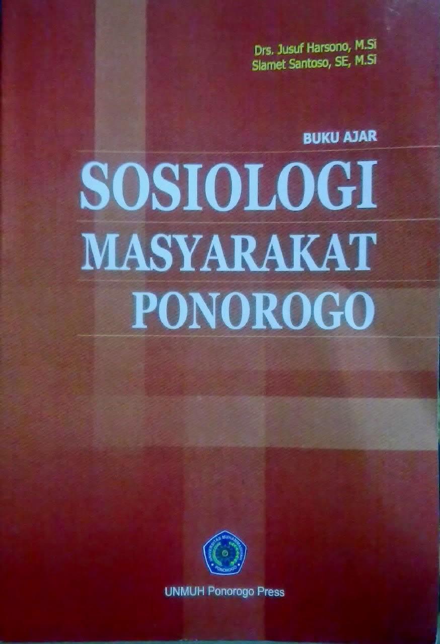 Penerbit Univ. Muhammadiyah Ponorogo Press (Juli 2013