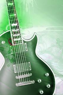 Guitar Cell Phone Wallpaper