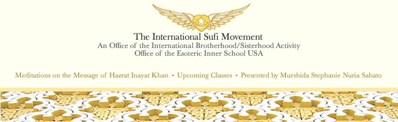 Upcoming Message Class & Events