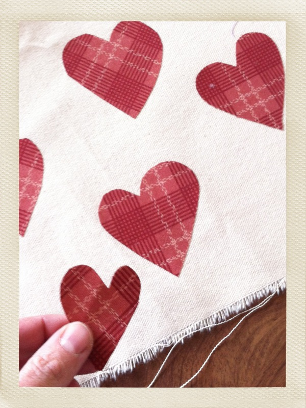 Art as Usual: Valentine\'s Day Heart Mobile