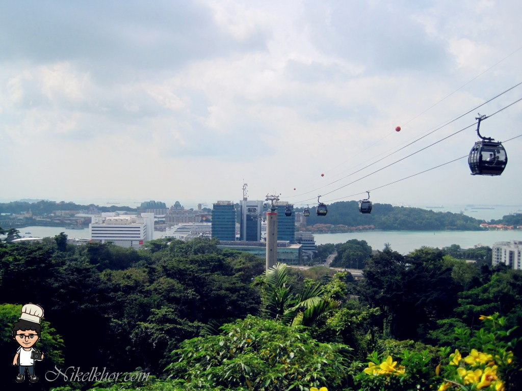 Mount Faber Cable Car Ticket Easy To Get In Singapore