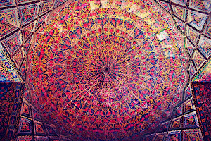 langit-Masjid-Nasir-al-Mulk