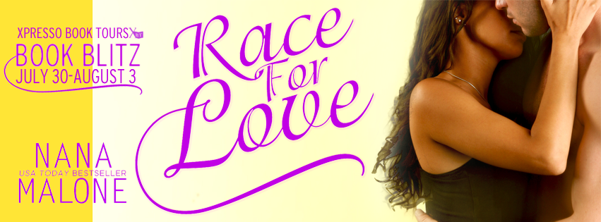 Race for Love Blitz Giveaway