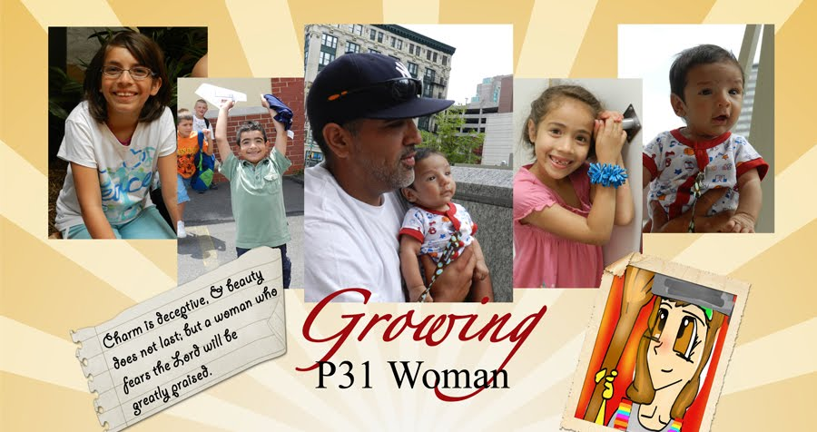Growing P31 Woman
