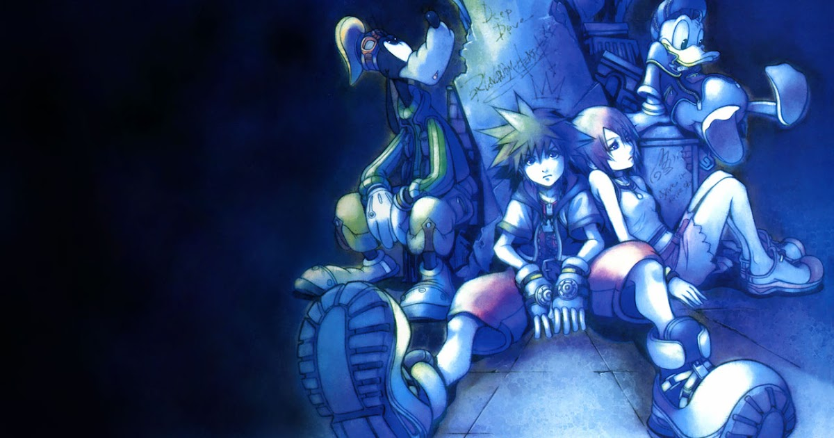 VgM Musicks Kingdom Hearts Final Mix Amp Kingdom Hearts II Final Mix From KINGDOM HEARTS