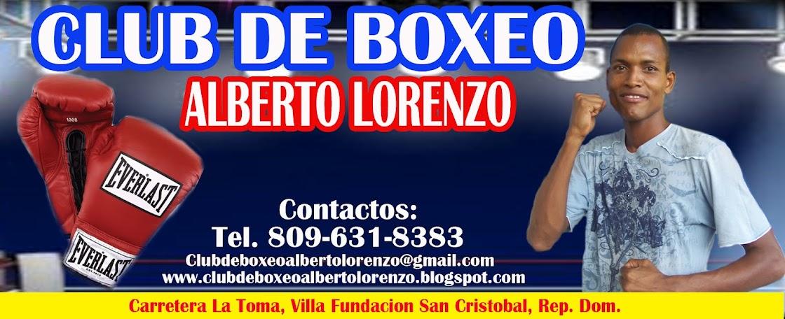 Club de Boxeo Alberto Lorenzo