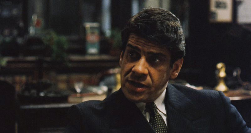 a review of the movie the godfather directed by francis ford coppola Francis ford coppola (/  hal hinson of the washington post wrote a particularly scathing review, stating that it's impossible to know what francis coppola's life without zo  the last.