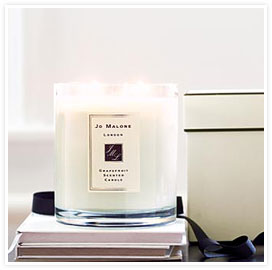 Jo Malone candle, luxury candle, everyday luxe, candle