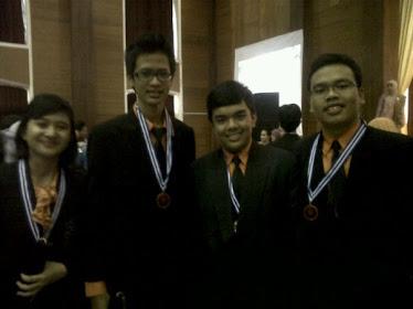 Wisuda SMA Negeri 39 Jakarta