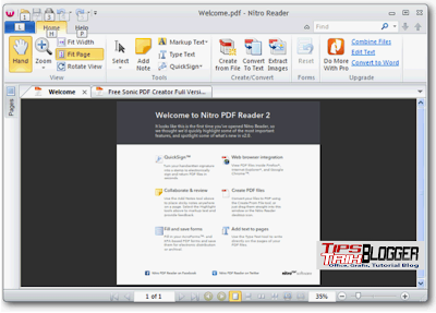 pdf to word nitro download