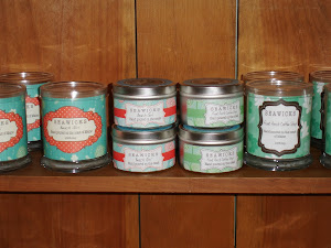 SEAWICKS hand poured candles