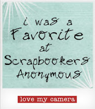 FAVORITE @ Scrapbookers Anonymous