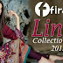 Firdous Korean Linen/Digital Viscose Collection 2014 | Firdous Linen Collection 2014-15