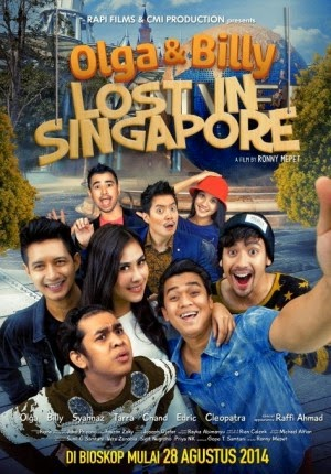 Review Olga & Billy Lost In Singapore 2014