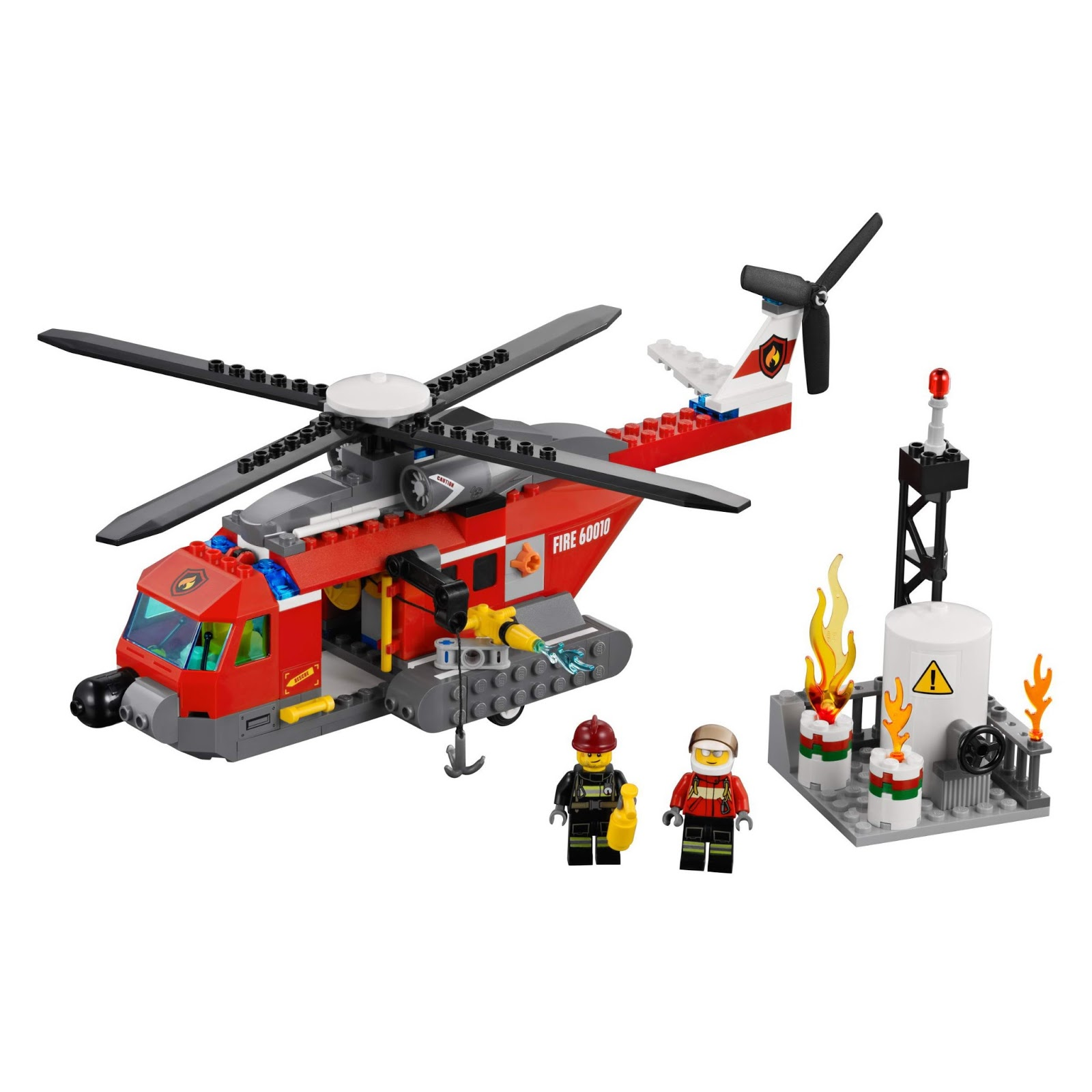 lego creator 3 in 1 helicopter with Set Database Lego 60010 Fire Helicopter on 11295335394 furthermore 113123 also Lego 7893 Vliegtuig together with Lego City Helicoptero De Policia 3658 further 60162 Jungle Air Drop Helicopter Quelques Visuels Set Lego City Tres Reussi.