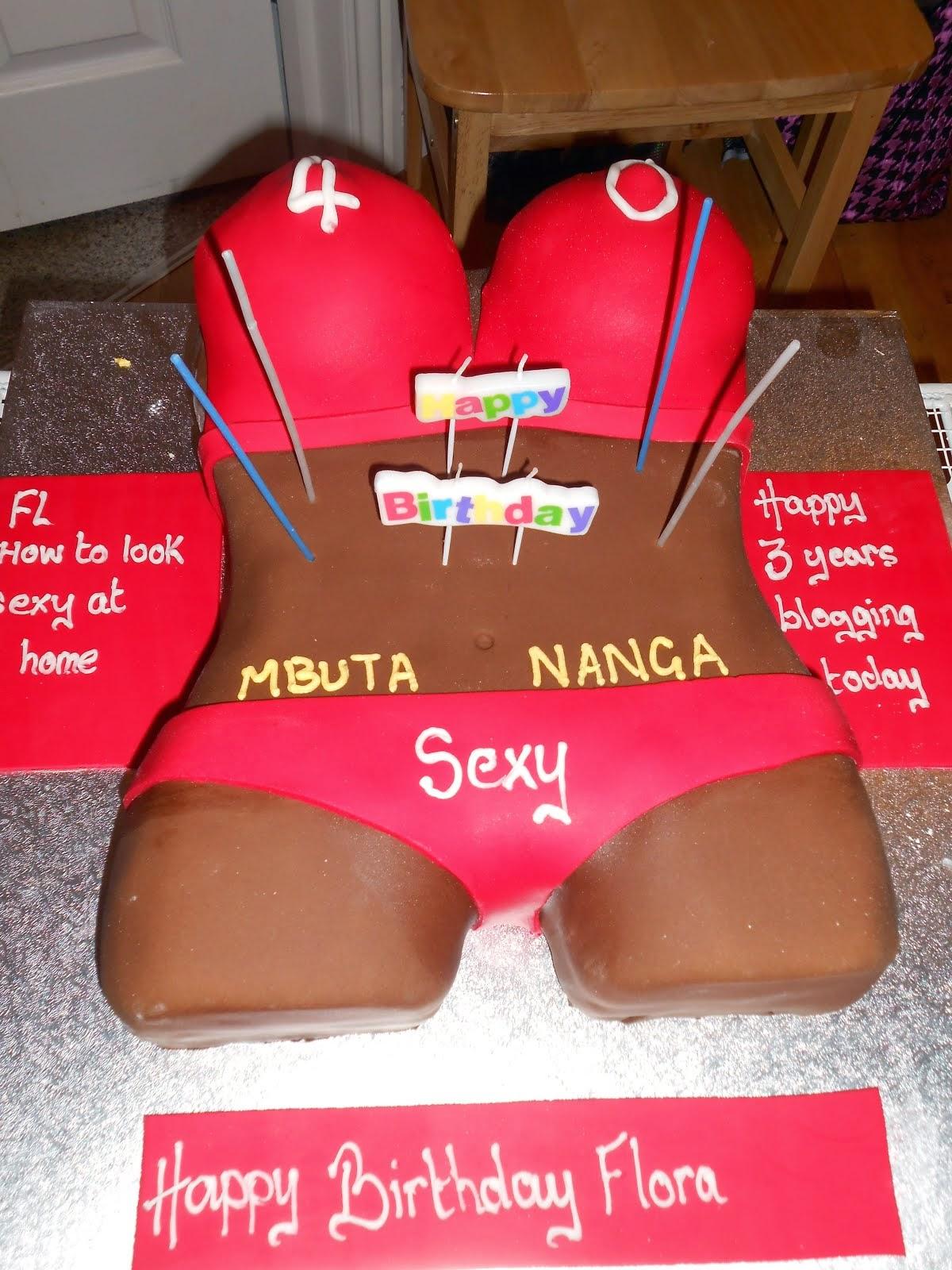 FLORA LYIMO IN SEXY CAKE'' MBUTA NANGA'