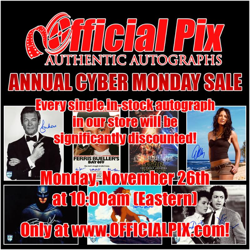 Official Pix Cyber Monday sale!
