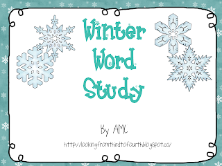 http://www.teacherspayteachers.com/Product/Winter-Word-Study-and-Literacy-Activities-447752